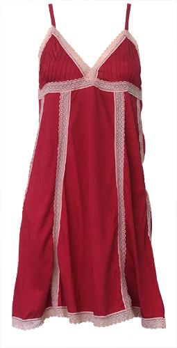 Camisola Pink com Renda Bojo Nervurado